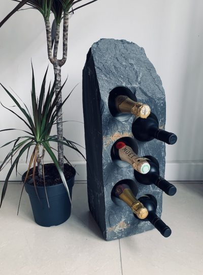 Slate Wine Rack 6SWR166