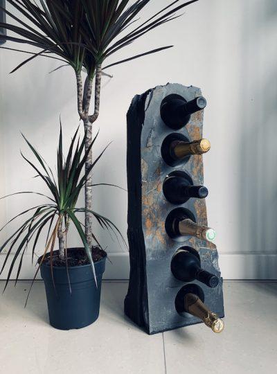 Slate Wine Rack 6SWR167