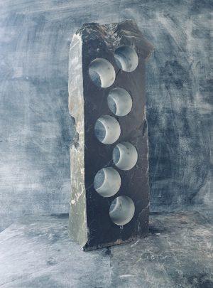 Slate Wine Rack 7SWR72