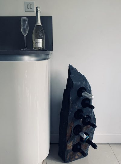 Slate Wine Rack 7SWR80