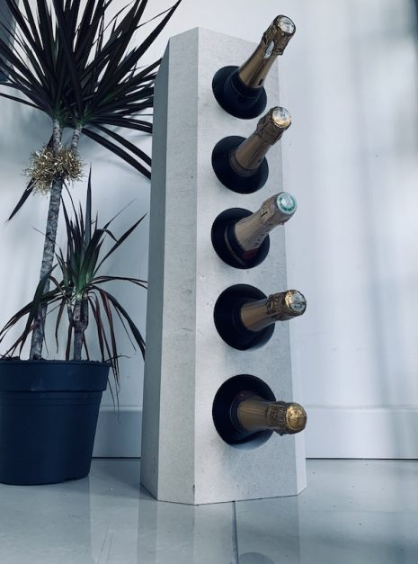 Stone Wine Rack 5PSWR5 8
