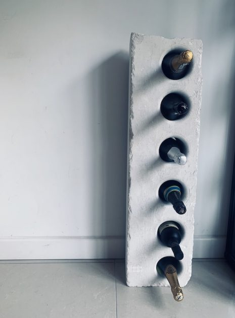 Portland Stone Wine Rack 6PSWR14 1