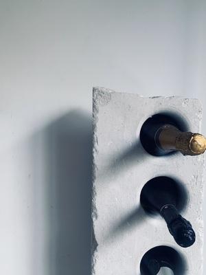 6PSWR14 Portland Stone Wine Rack