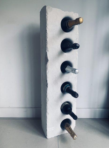 Portland Stone Wine Rack 6PSWR14 2