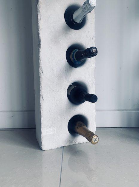 Portland Stone Wine Rack 6PSWR14 4