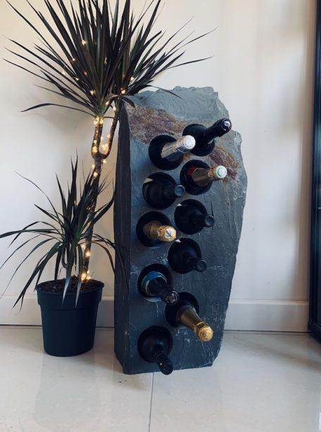 Slate Wine Rack 10SWR16