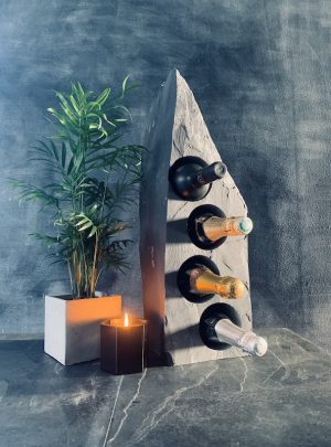 Slate Wine Rack 4SWR116