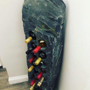 Sue Laidlaw Slate Wine Rack