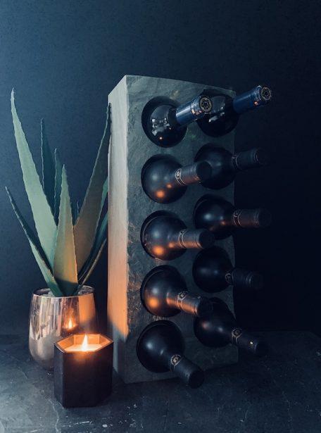 Slate Wine Rack 10GLS1