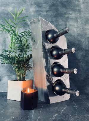 Slate Wine Rack 4SWR121