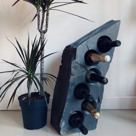 Slate Wine Rack 6SWR172