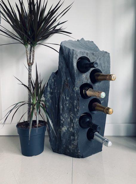 Slate Wine Rack 6SWR177