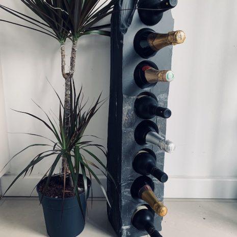 Slate Wine Rack 8SWR73
