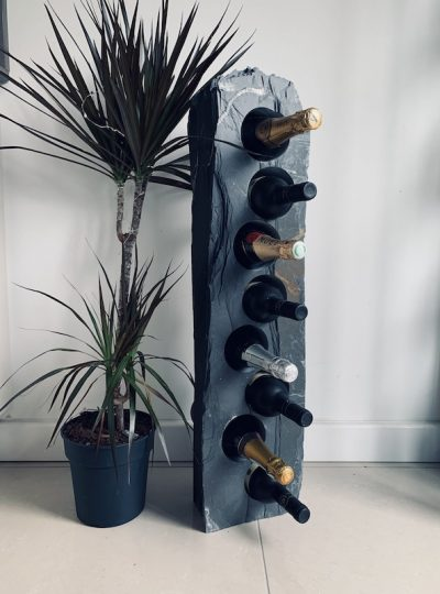 Slate Wine Rack 8SWR75
