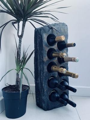 Slate Wine Rack 10SWR18