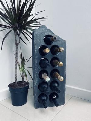 Slate Wine Rack 11SWR18