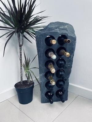 Slate Wine Rack 12SWR16