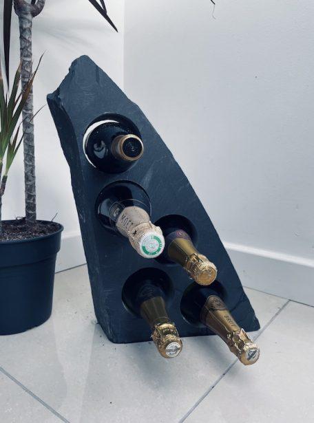Slate Wine Rack 5SWR80