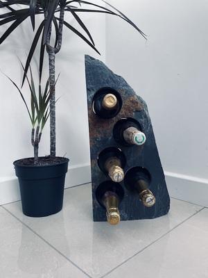 Slate Wine Rack 5SWR81