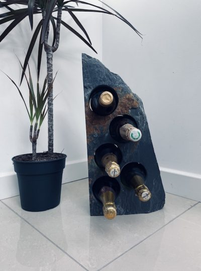 Slate Wine Rack 5SWR81