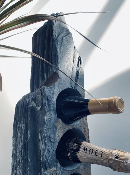 Slate Wine Rack 5SWR82