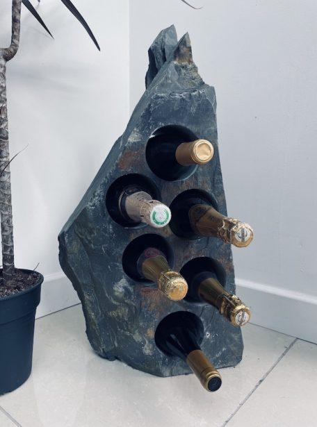 Slate Wine Rack 6SWR181