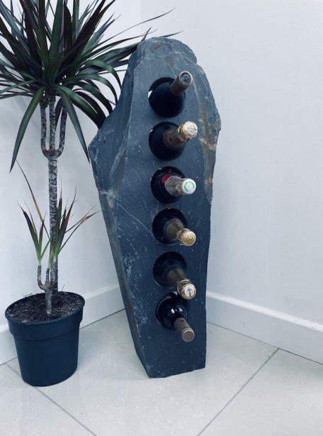 Slate Wine Rack 6SWR184