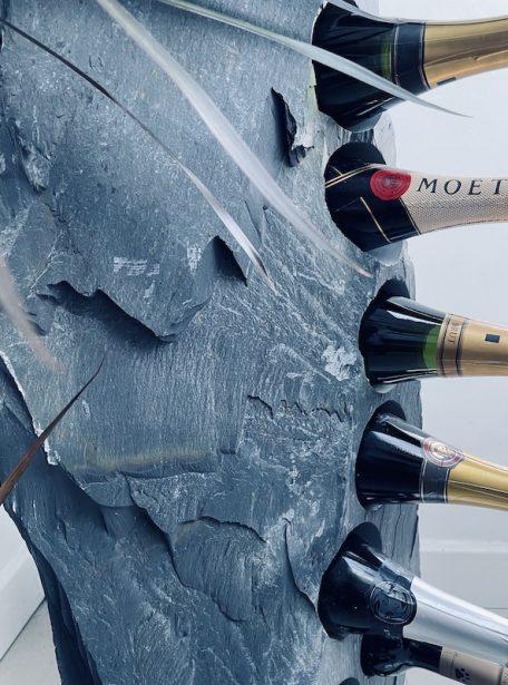 Slate Wine Rack 9SWR17