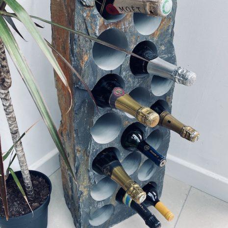 Slate Wine Rack 20SWR5 7