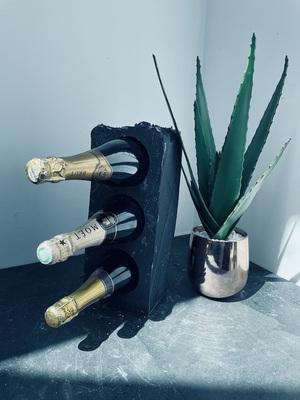 Slate Wine Rack 3SWR61