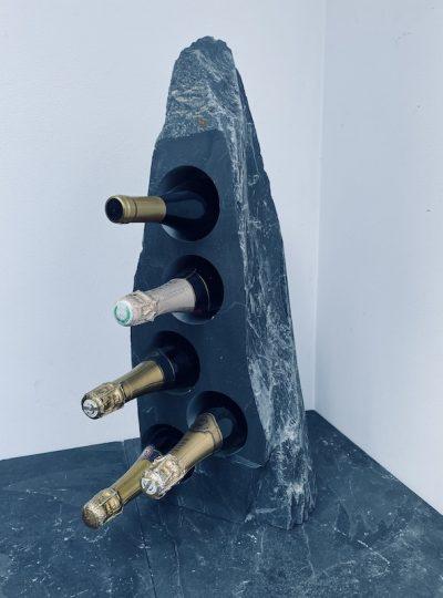 Slate Wine Rack 5SWR84