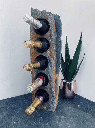 Slate Wine Rack 5SWR85