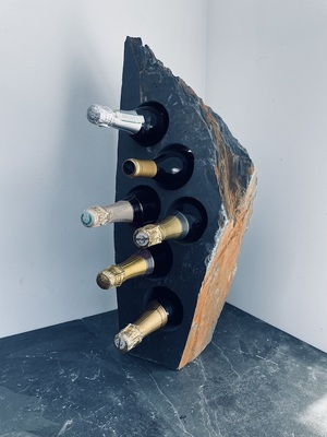 Slate Wine Rack 6SWR188