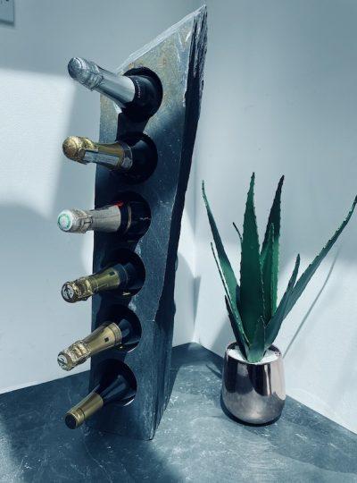 Slate Wine Rack 6SWR189