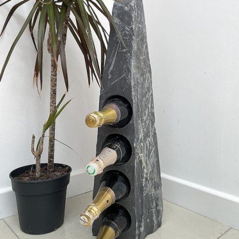Slate Wine Rack 4SWR129
