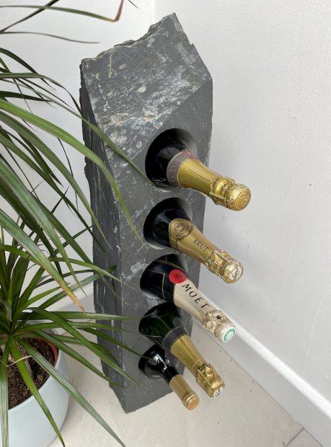Slate Wine Rack 5SWR88