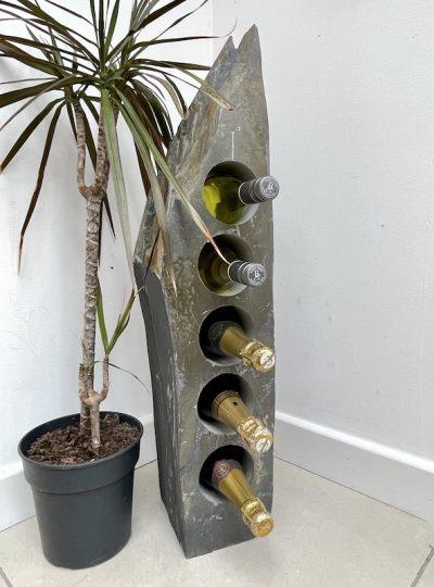 Slate Wine Rack 5SWR89