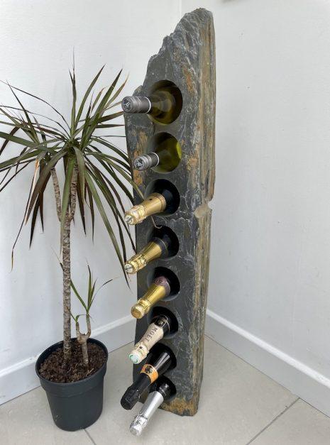 Slate Wine Rack 8SWR84