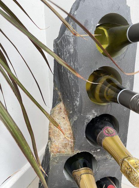 Slate Wine Rack 8SWR85 | Slate Wine Rack 03