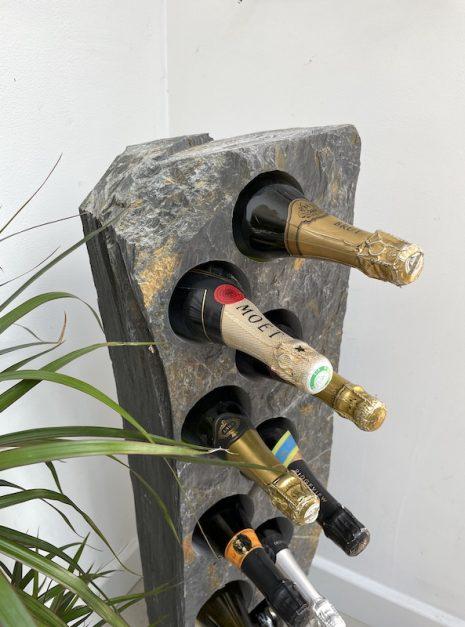 Slate Wine Rack 11SWR21   Slate Wine Racks 03