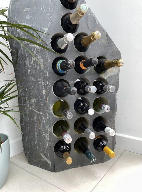 Slate Wine Rack 19SWR4 | Slate Wine Rack 02