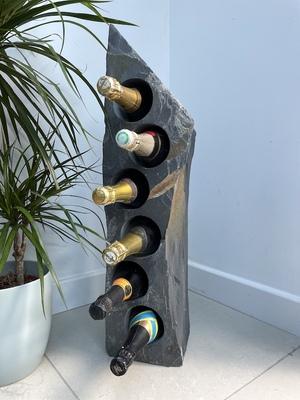 Slate Wine Rack 6SWR194