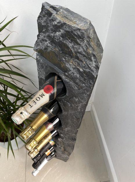 Slate Wine Rack 7SWR108